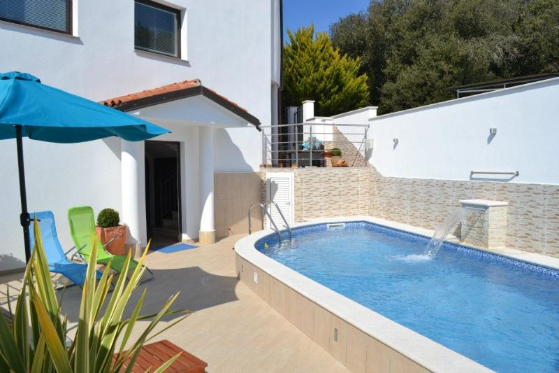 Lux.app.—villa For Holiday With Pool Near The Sea - Image 1 - Pula - rentals