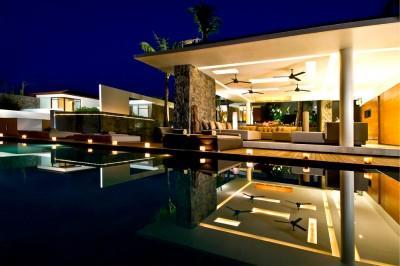 Villa Niloufar - Image 1 - Karang Bolong - rentals