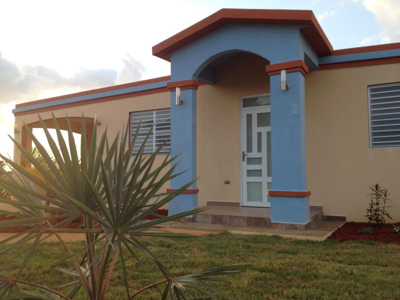 Brand New fully equipped private home - Villa Porta del sol, new home with AC near beaches - Isabela - rentals