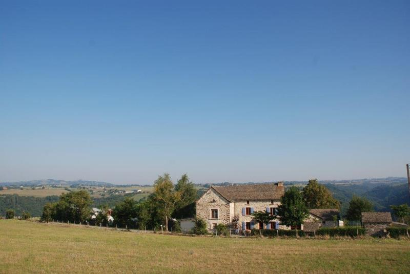 house and landscape - camping & holiday house in the South of  France - La Salvetat-Peyrales - rentals
