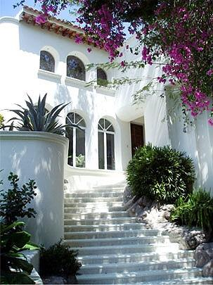 Villa Alexandra Main Entrance - Gorgeous Villa Featured on Popular TV Show HGTV - Ixtapa - rentals