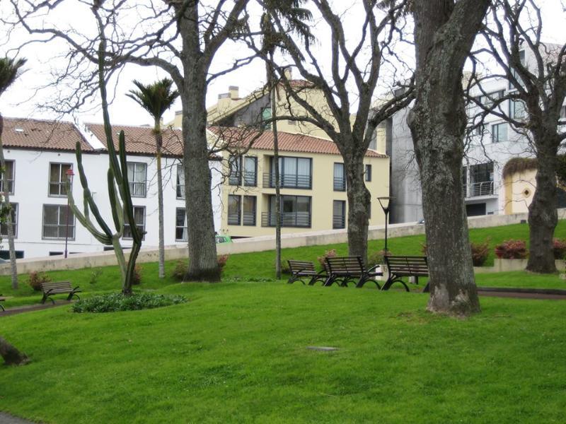 City center garden apartment - Image 1 - Ponta Delgada - rentals