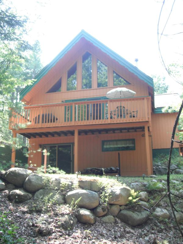 A Swiss Chalet!!! - Beautiful and Secluded Whiteface Mountain Chalet - Jay - rentals