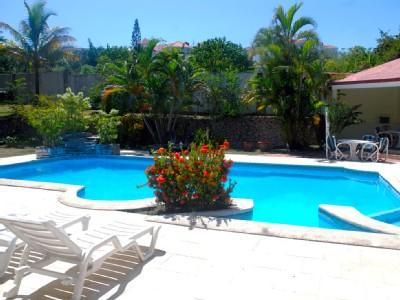 BEACHFRONT RELAXATION AT YOUR DOORSTEP! - Image 1 - Puerto Plata - rentals