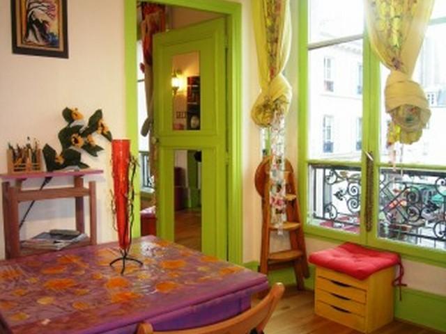 Studio pour 2 dans le Quartier Latin - Image 1 - Paris - rentals