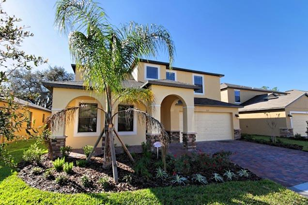 Front of Home - Cypress Pointe South Facing 5 Bed 4 Bath(1121-CYP) - Davenport - rentals