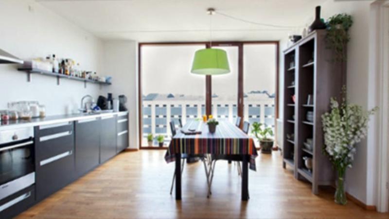 Teglholm Allé Apartment - New Copenhagen penthouse apartment at Sydhavn - Copenhagen - rentals