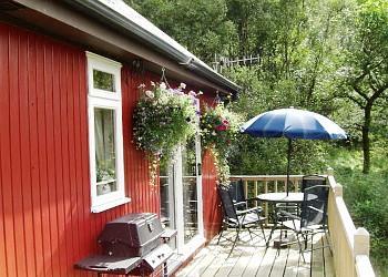 Blackwater chalet - Blackwater chalet Glencoe area Highlands Scotland - Kinlochleven - rentals