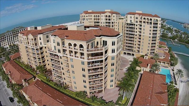 Belle Harbor - Suite 404 - Monthly Beach Rental - Image 1 - Clearwater - rentals