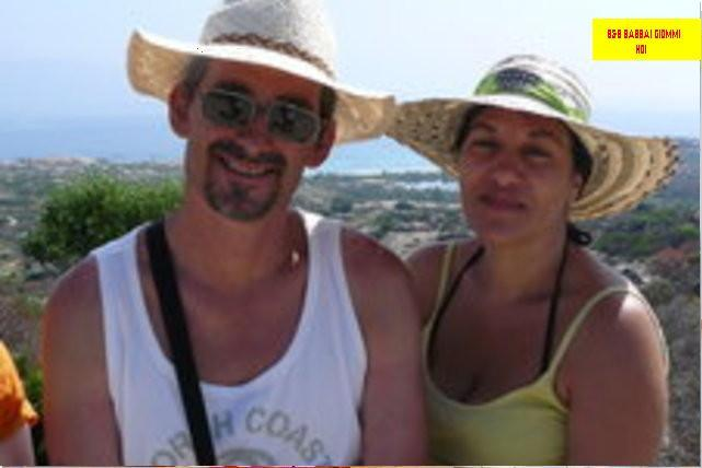 my wife and me - B&B BABBAI GIOMMI - Alghero - rentals