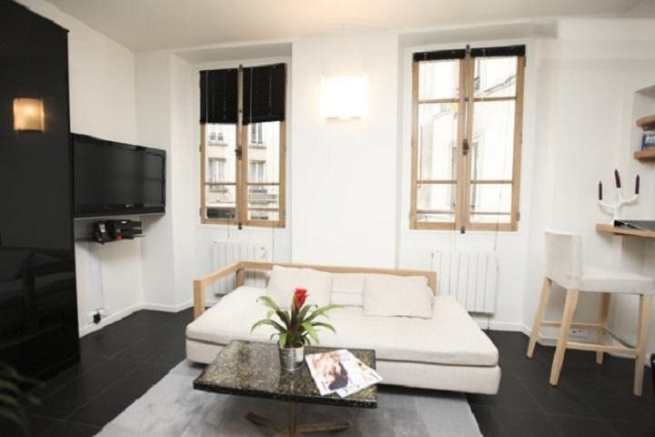 Belle appartement centre de Paris - Image 1 - Chaumontel - rentals