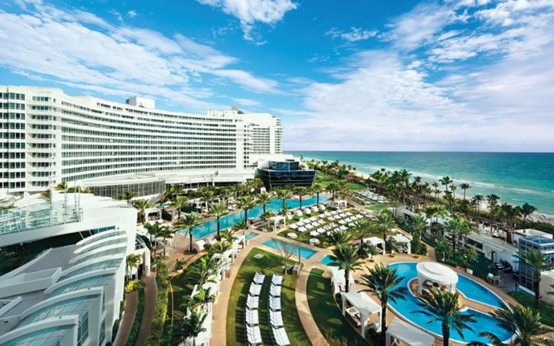 Fontainebleau One Bedroom (Sorrento Tower) - Image 1 - Miami Beach - rentals