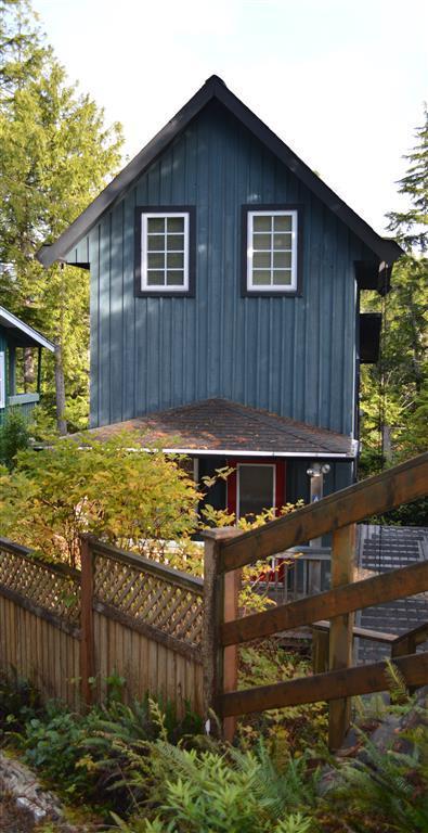 Sutton Cottage - Sutton Cottage Ucluelet BC Canada - Ucluelet - rentals