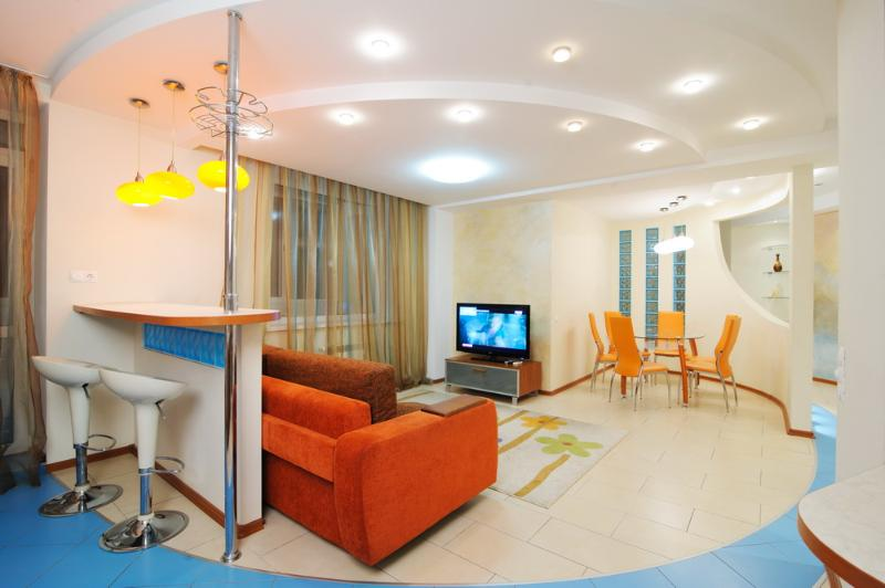 Vip-kvartira Three-bedroom delux on Surganova - Image 1 - Belarus - rentals