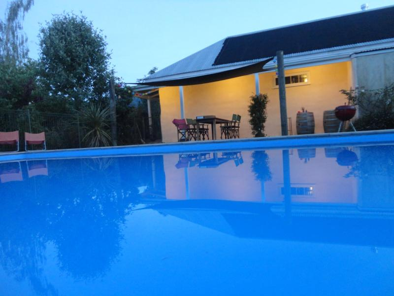 The Woodstock Suite Swimming Pool - Woodstock Suite - Nelson - rentals