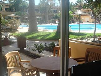 Terraza - Confortable apartamento con descuentos adicionales - Corralejo - rentals