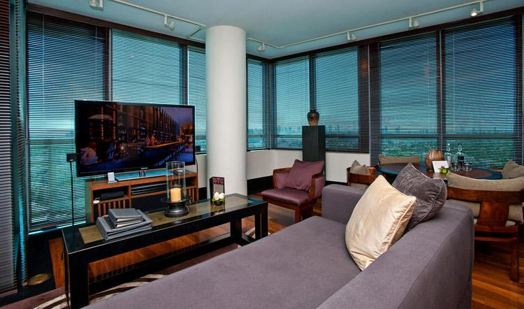 2Bedroom private residence at Setai Hotel - Image 1 - Miami Beach - rentals