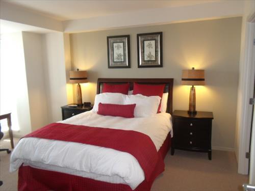 Master Bedroom - Lux 2BR by Fenway w/WiFi - Boston - rentals