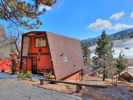 A View to Remember - Image 1 - Big Bear Lake - rentals