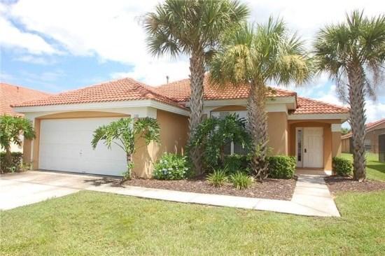 4 bedroom, 3 bath villa located in the Solana Resort - Image 1 - Orlando - rentals