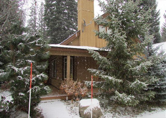 Blue Spruce Hideaway tucked in the trees of Spring Mountain - Image 1 - McCall - rentals