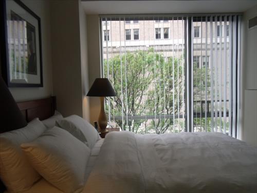 Bedroom - Lux 2BR near Charles St w/pool, gym - Boston - rentals