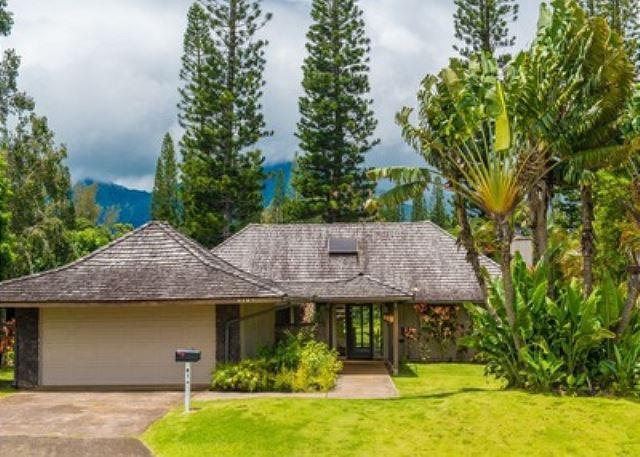 Hale Kamalani - Hale Kamalani: Spacious 3br + loft, mountain and golf course views, BARGAIN! - Princeville - rentals