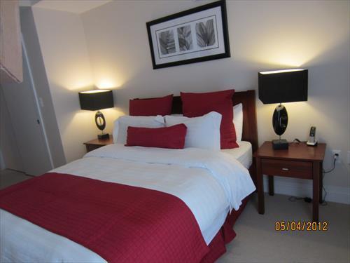 Master Bedroom - Lux 1BR Apt w/ Den near Georgetown - Washington DC - rentals