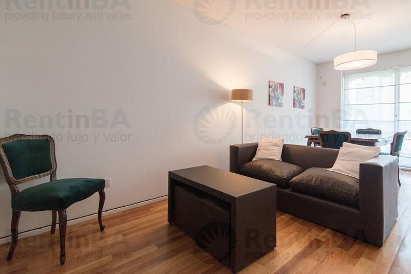One-Bedroom Flat with Lovely Furniture, Balcony and more! (ID#79) - Image 1 - Buenos Aires - rentals