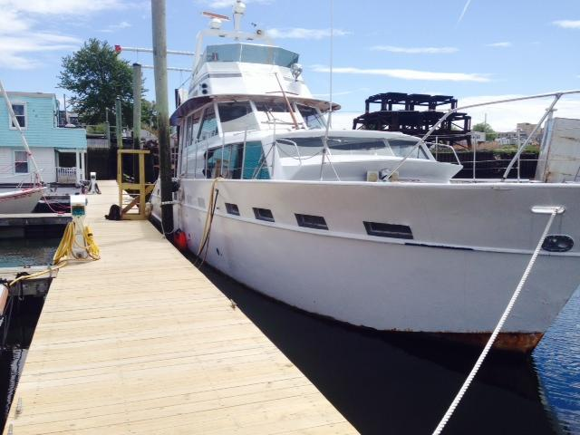 Asylum at the dock! - Huge Yacht, space for your whole crew-Free Parking - Boston - rentals