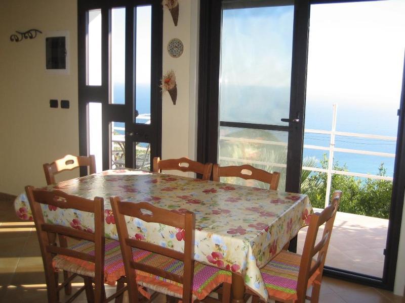 VILLA TAORMINA: panoramic villa in the center of Taormina - Image 1 - Taormina - rentals