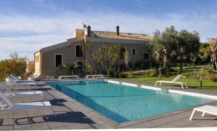 luxurious XIX century dimora - KENTORIPA: villa with private pool, histor - Centuripe - rentals