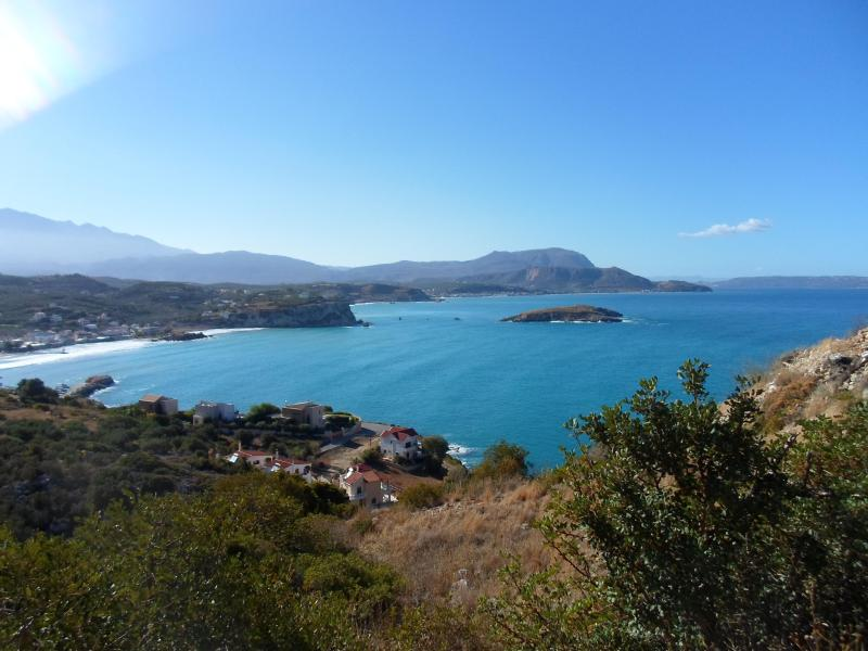 SCENE FROM PLAKA - Harmonia an exclusive luxury guest house in Crete - Aspro - rentals