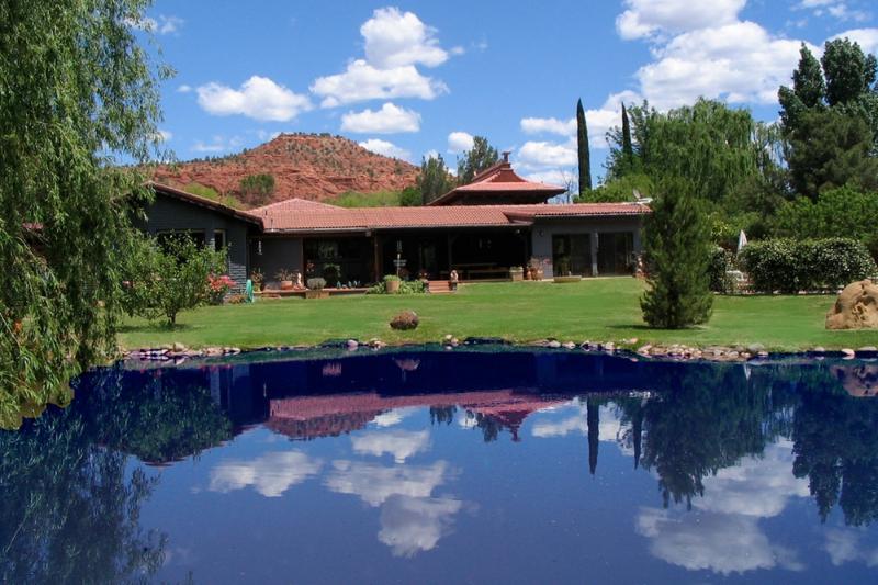 Sedona Sanctuary - Eight bedrooms/ Six baths/ View - Image 1 - Sedona - rentals