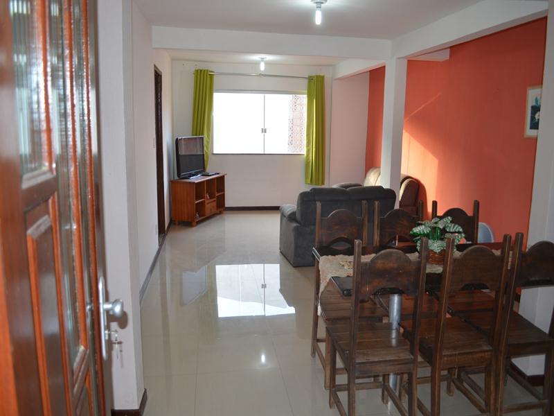 Sala vista da porta de entrada - Stella Mares - Confortavel apt de 78 m2 - Salvador - rentals