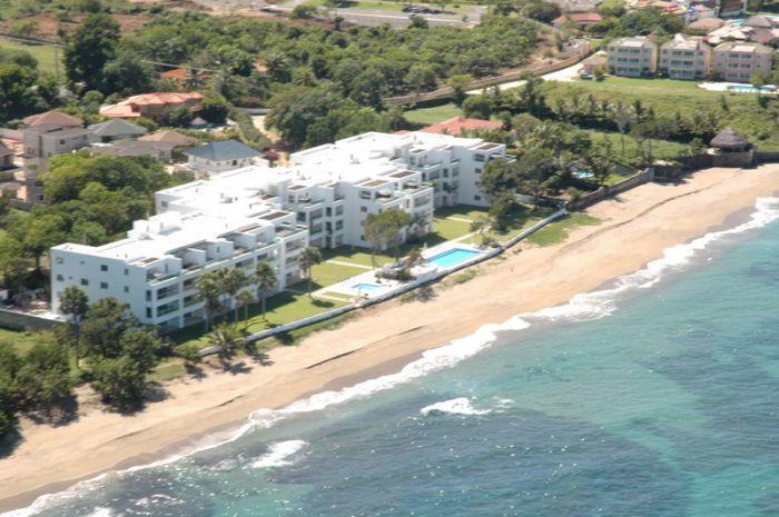 Ocean Front - Ocean front gated community,beach,gym,within walk - Sosua - rentals