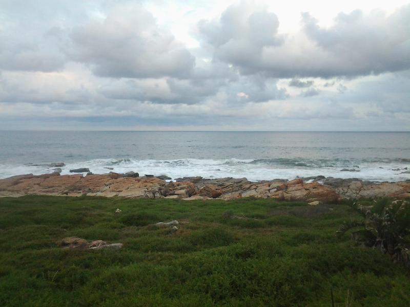 Uvongo, ON THE BEACH - Atlantis Manor Beach House - Image 1 - Uvongo - rentals