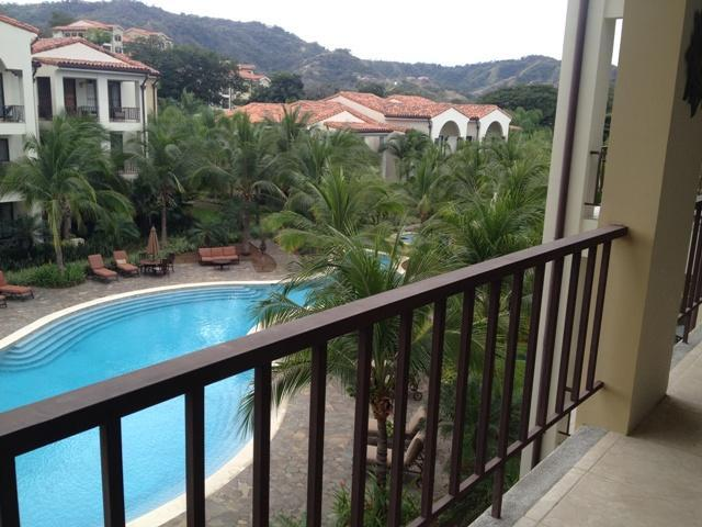 Pool from the right - Luxury Lifestyle Condo #216 Pacifico - Playas del Coco - rentals