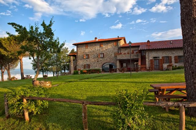 The house - Family apartment for a wonderful stay in Tuscany - Bibbiena - rentals
