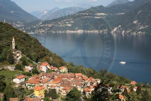 Gittana - Lake Como beautiful romantic 2-4 p. apt Ca Pina - Perledo - rentals