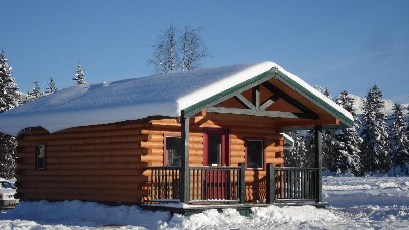 Your winter hidaway - Rocky Mountain log cabin wilderness  adventure. - Crescent Spur - rentals