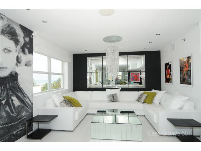 9999507 Casa Grande Three Bedroom Penthouse - Image 1 - Miami Beach - rentals