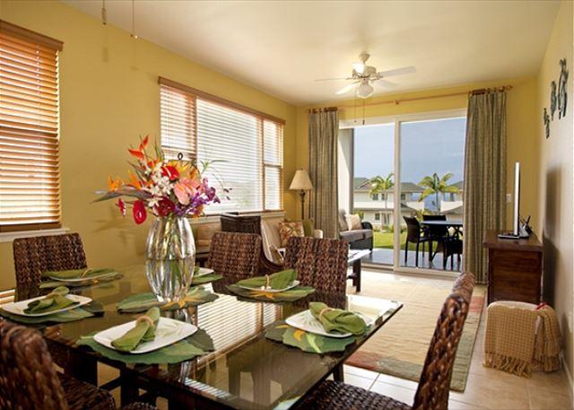 Beautiful 2 Bedroom, 2 Bathroom Villa with Ocean Views-NHOK I2 - Image 1 - Kailua-Kona - rentals