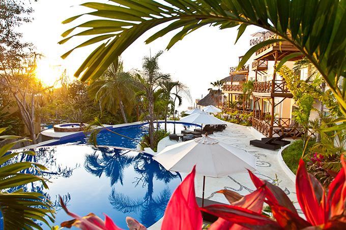 POOL - Ocean View Condo, 2BR North Beach - Sayulita - rentals