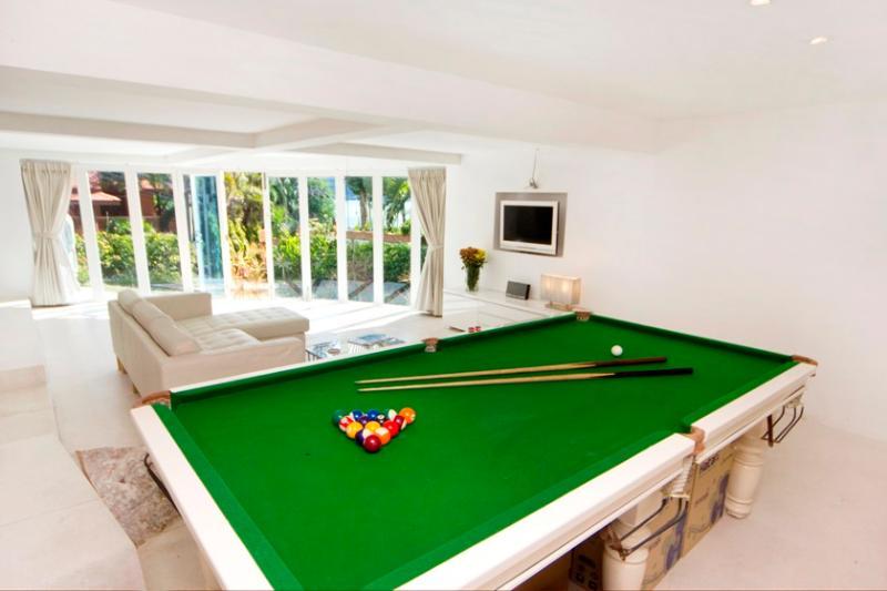 Open plan studio living space - Celebrity Ocean View Studio 80 sq m - Koh Samui - rentals