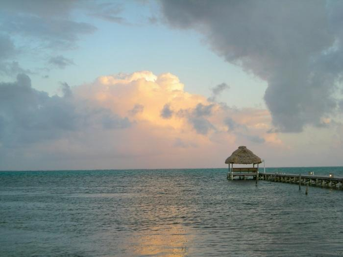 private pier with sunset! - 3 bedroom condo on your own private beach! -C1 - San Pedro - rentals