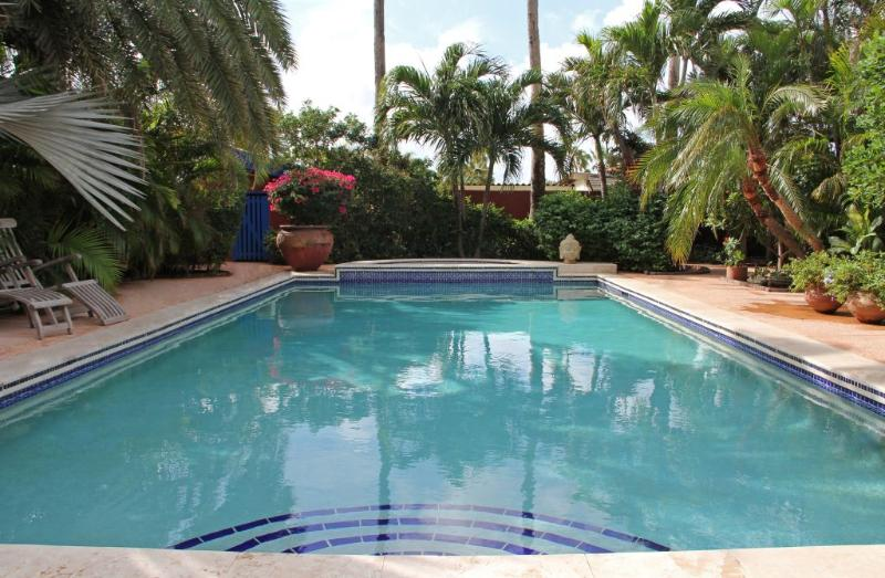 Pool La Maison - La Maison Aruba - Studio #2 Studio with pool 800 yd to beach Marriott *Flash Sale* - Palm/Eagle Beach - rentals