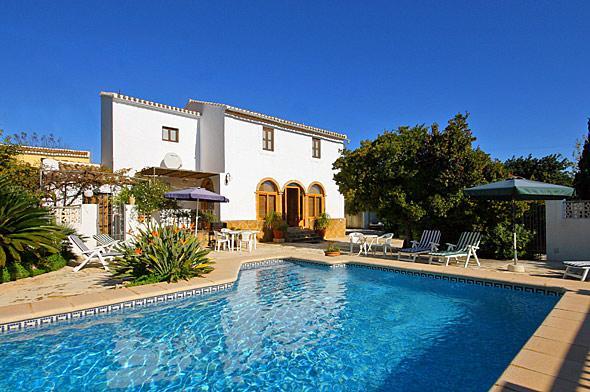 Casa Seniola - Image 1 - Javea - rentals