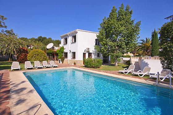 Villa Escocia 6 - Image 1 - Javea - rentals