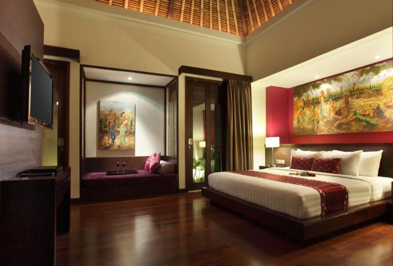 Guest bedroom - Luxury Romantic Pool Villa in Sanur - Sanur - rentals